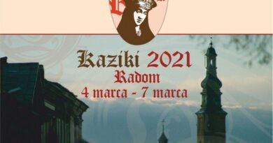 RADOMSKIE KAZIKI 2021